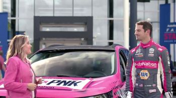 AutoNation Fast Start Sales Event TV Spot, 'Ford Models: 0% Financing' Featuring Alexander Rossi - Thumbnail 8
