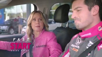 AutoNation Fast Start Sales Event TV Spot, 'Ford Models: 0% Financing' Featuring Alexander Rossi - Thumbnail 5