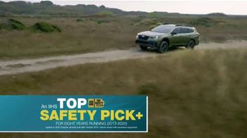 Subaru Final Chance Clearance TV Spot, 'Don't Miss: 2020 Outback' [T2] - Thumbnail 1