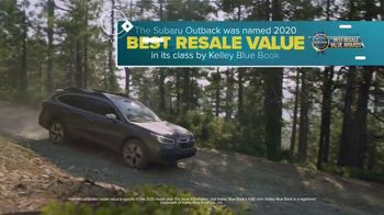 Subaru Final Chance Clearance TV Spot, 'Don't Miss: 2020 Outback' [T2] - Thumbnail 3
