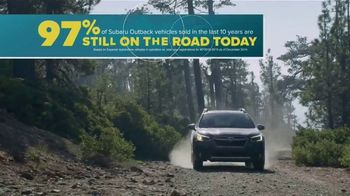 Subaru Final Chance Clearance TV Spot, 'Don't Miss: 2020 Outback' [T2] - Thumbnail 4