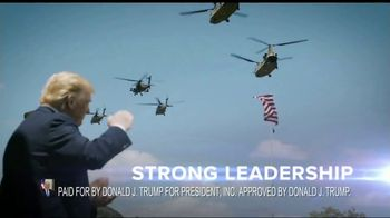 Donald J. Trump for President TV Spot, 'Lawless - Minneapolis, Minnesota' - Thumbnail 10