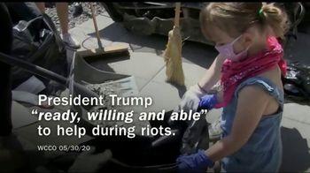 Donald J. Trump for President TV Spot, 'Lawless - Minneapolis, Minnesota' - Thumbnail 7