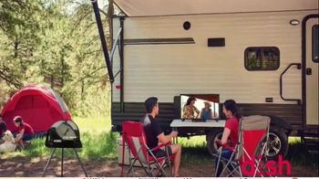 Dish Outdoors TV Spot, 'For Your Next Road Trip: Tailgater Pro'' - Thumbnail 3