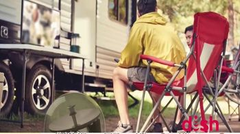 Dish Outdoors TV Spot, 'For Your Next Road Trip: Tailgater Pro'' - Thumbnail 6
