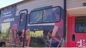 Dish Outdoors TV Spot, 'For Your Next Road Trip: Tailgater Pro'' - Thumbnail 7