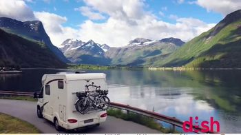 Dish Outdoors TV Spot, 'For Your Next Road Trip: Tailgater Pro'' - Thumbnail 8