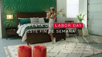 Ashley HomeStore Venta de Labor Day TV Spot, '50% de descuento: más interés por seis meses' [Spanish] - Thumbnail 2