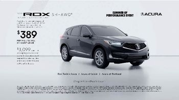 Acura Summer of Performance Event TV Spot, 'Ready: SUVs' [T2] - Thumbnail 5
