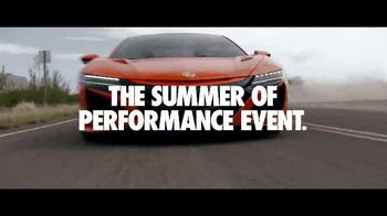 Acura Summer of Performance Event TV Spot, 'Ready: SUVs' [T2] - 2929 commercial airings