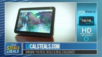 Local Steals & Deals TV Spot, 'Entertainment When You Want It' Featuring Lisa Robertson - Thumbnail 3