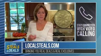 Local Steals & Deals TV Spot, 'Entertainment When You Want It' Featuring Lisa Robertson - Thumbnail 4