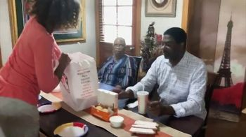 Popeyes Family Meal TV Spot, 'No Kid Hungry: Everyone Is Family'