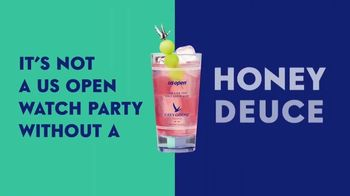 Grey Goose TV Spot, 'US Open Watch Party: Honey Deuce Cocktail' Song by Speedometer - Thumbnail 2
