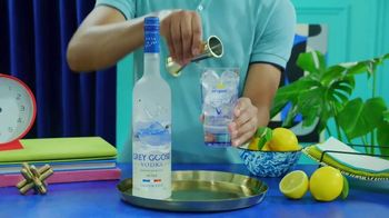 Grey Goose TV Spot, 'US Open Watch Party: Honey Deuce Cocktail' Song by Speedometer