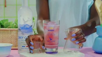 Grey Goose TV Spot, 'US Open Watch Party: Honey Deuce Cocktail' Song by Speedometer - Thumbnail 8
