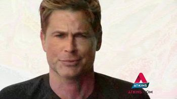 Atkins Dessert Bars TV Spot, 'Have Dessert First' Featuring Rob Lowe - Thumbnail 7