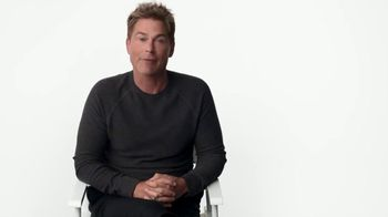Atkins Dessert Bars TV Spot, 'Have Dessert First' Featuring Rob Lowe - Thumbnail 1