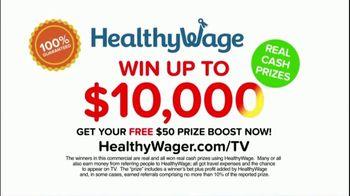 HealthyWage TV Spot, 'Win Up to $10,000' - Thumbnail 9