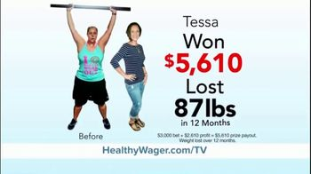 HealthyWage TV Spot, 'Win Up to $10,000'