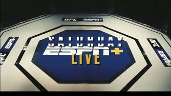ESPN+ TV Spot, 'UFC Fight Night: Overeem vs. Sakai' - Thumbnail 2