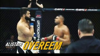 ESPN+ TV Spot, 'UFC Fight Night: Overeem vs. Sakai'