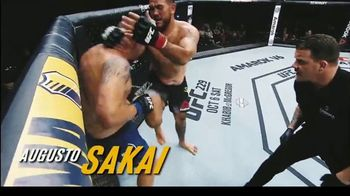 ESPN+ TV Spot, 'UFC Fight Night: Overeem vs. Sakai' - Thumbnail 8