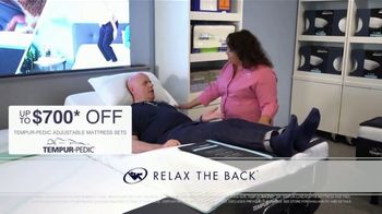 Relax the Back TV Spot, 'Save on Tempur-Pedic, Office Chair Bundles and Zero Gravity Recliners'
