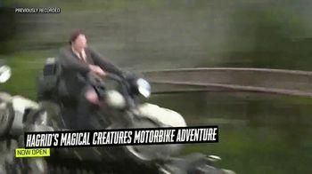 The Wizarding World of Harry Potter TV Spot, 'Hagrid's Magical Creatures Motorbike Adventure: Motorbike Mania' - Thumbnail 3