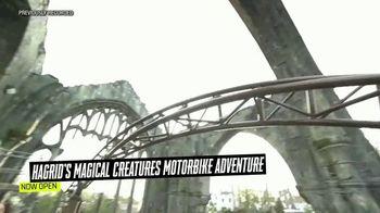 The Wizarding World of Harry Potter TV Spot, 'Hagrid's Magical Creatures Motorbike Adventure: Motorbike Mania' - Thumbnail 4