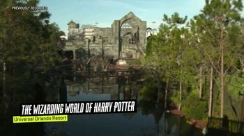 The Wizarding World of Harry Potter TV Spot, 'Forging the Forest' - Thumbnail 3