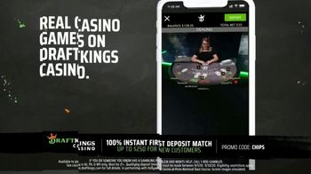 DraftKings TV Spot, 'There's So Much More: 100% First Deposit Match' - Thumbnail 3