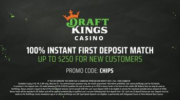 DraftKings TV Spot, 'There's So Much More: 100% First Deposit Match' - Thumbnail 5