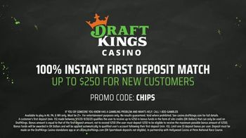 DraftKings TV Spot, 'There's So Much More: 100% First Deposit Match' - Thumbnail 6