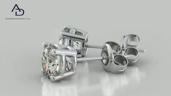 Agape Diamonds TV Spot, 'Incredible Journey' - Thumbnail 3