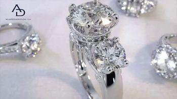 Agape Diamonds TV Spot, 'Incredible Journey' - Thumbnail 7
