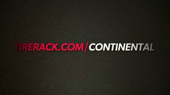 TireRack.com TV Spot, 'Online Shopping: Continental' - Thumbnail 7