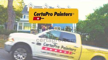 CertaPro Painters TV Spot, 'Count on Us' - Thumbnail 10