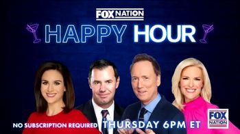 FOX Nation TV Spot, 'Happy Hour' - Thumbnail 6