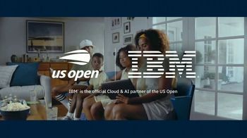 IBM TV Spot, 'At the U.S. Open: Rethink the Game' - Thumbnail 10
