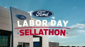 Ford Labor Day Sellathon TV Spot, 'Back, Bigger and Better' [T2] - Thumbnail 2