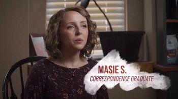 Charis Bible College Correspondence TV Spot, 'Masie' - Thumbnail 1