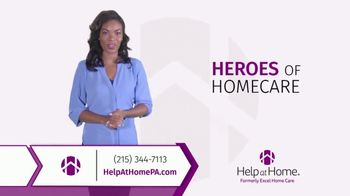 Help at Home TV Spot, 'Heroes of Home Care: $500 Sign On' - Thumbnail 3