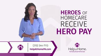 Help at Home TV Spot, 'Heroes of Home Care: $500 Sign On' - Thumbnail 4