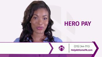 Help at Home TV Spot, 'Heroes of Home Care: $500 Sign On' - Thumbnail 9