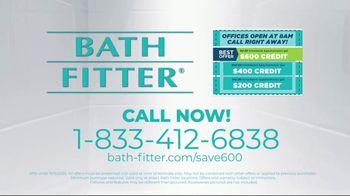 Bath Fitter TV Spot, '$600 Off' - Thumbnail 9