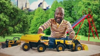 Tonka TV Spot, 'Let's Go Play' Featuring Shaquille O'Neal - Thumbnail 2
