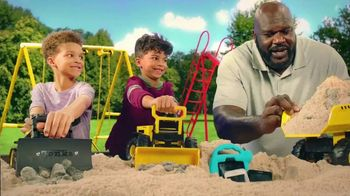 Tonka TV Spot, 'Let's Go Play' Featuring Shaquille O'Neal