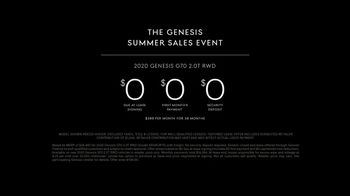 Genesis Summer Sales Event TV Spot, 'Genesis Concierge' [T2] - Thumbnail 9