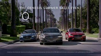Genesis Summer Sales Event TV Spot, 'Genesis Concierge' [T2] - Thumbnail 2